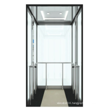 Full Glass Home Elevator of 250~400kg Load