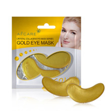 Face Mask Accessories Essential Oil 24K Gold Collagen Gel Eye Treatment Mask for Dry Eyes Anti Wrinkle Eye Mask