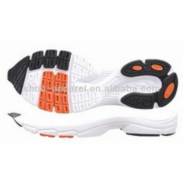 wholesale shoe sole Men's Skate Shoes casual outsole, skate soles