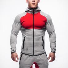 Customized men's pullover gym hoodie sportswear hoodie