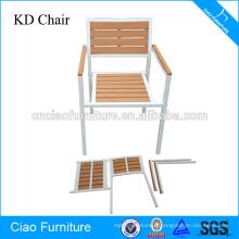 KD Ps-bois chaise de salle à manger moderne
