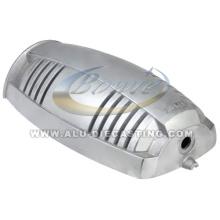 Lámpara parte serie aluminio fundición