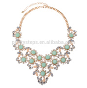 2014 Pretty Steps latest picture of necklace extic jade jewelry China wholesale