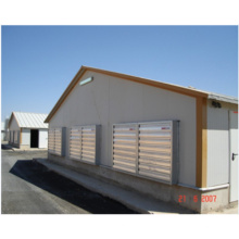 Steel Structure Chicken Shed with Automatic Chicken Equipments