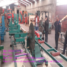 Portable High Quality Diesel Saw Mill Engine with Carriage