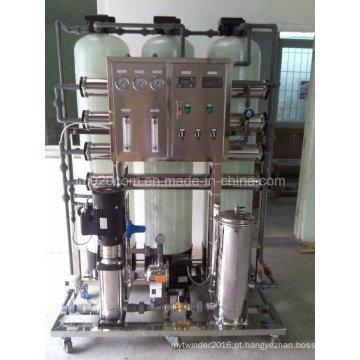 1000L / Hr Industrial Osmose Reversa Estação de Tratamento de Água com Esterilização Ultravioleta