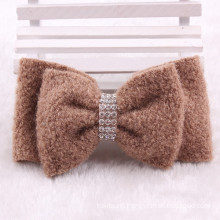 Crystal and Bowknot Hair Bows for Headwear