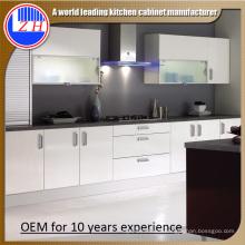 2015 New White Lacquer Kitchen Cabinets (zhuv)