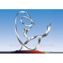 2016 The symbolic Of the New High Quality Art Sculpture Vivid Project