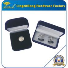 Gemelos de diseño gratuito de alta calidad y Pin en caja