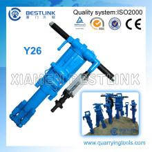 Handheld Rock Drill Y20/Y24/Y26 and Jackhammer Y20/Y24/Y26