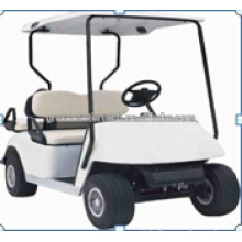 Preiswerter elektrischer Golfwagen mit 4 Rädern mit flippigen Rücksitzen für Verein
