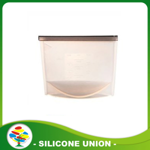 Hot selling silicone preservative food storage bags