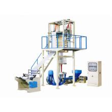 Machine de fabrication de sacs en plastique de soufflage de film
