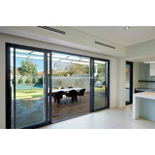 Zivile Wohngebäude Swinging Aluminium Fenster und Türen Preise