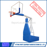 5FT Extension Manual Hydralic Steel Base Basketball Frame