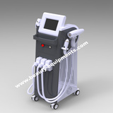 Elight +RF+ND YAG Laser Tattoo Removal Machine 4 in 1 Multifunction System