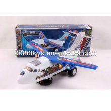 2013 top selling flashing musical battery operated toy plane