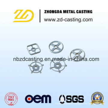 OEM Valve with Iron Steel by Stamping