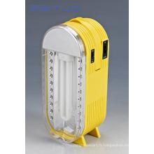 LED Portable lampe, lanterne Rechargeable, main lumière, lampe torche LED 610lp