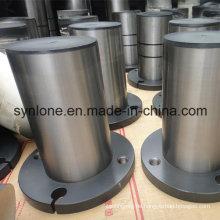 Kundenspezifische Casting und Bearbeitung von Stahl-Montageteilen