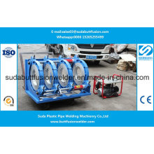 Sud280mm/450mm Plastic Pipe Butt Fusion Welding Machine