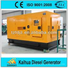 100квт молчаливый Тип генератора природного газа, комплекты