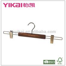 2013 neue Art hochgradige hölzerne Aufhänger Metallclips