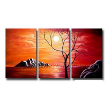 Modern Art Home Decoration Landscape Oil Painting (LA3-145)