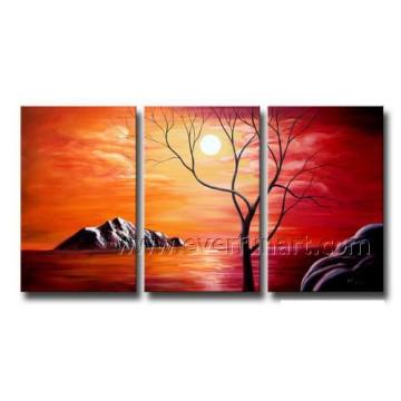 Modern Art Home Decoration Landscape Oil Painting (LA3-145)