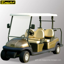 sell very attractive prices 4 seats electric golf car China made