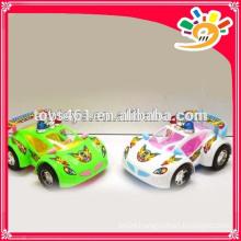Mini Plastic Pull Line Car Toy