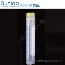 4ml Internal Thread Cryo Vial with Silicone Washer Seal