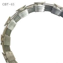 Free Sample available galvanized Concertina Razor Wire Price