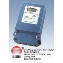 Three Phase Electronic KWH Meter