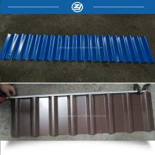 Metall-Dach-Doppelschicht-Rollenformmaschine