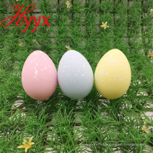 HYYX DIY Drawing Customized Easter Big Large Plastic Egg
