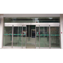 bank automatic sensor sliding door ( CE approve )
