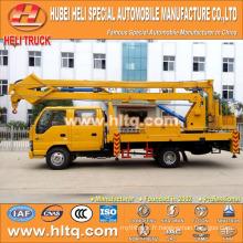 Technologie japonaise 4 * 2 12m 14m camion plateau panoramique bonne qualité vente chaude