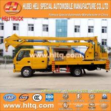 Japan technology 4*2 12m 14m overhead platform truck good quality hot sale