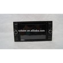 Tela de toque do carro dvd para ford focus + dual core + 7 polegada + fábrica Diretamente + muito em estoque