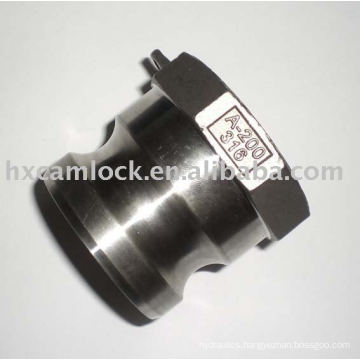 SS316 Female Threaded quick coupling