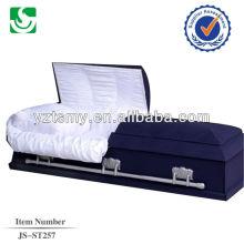 JS-ST257 Royal steel caskets