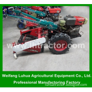 10hp farm walking tractor with kinds of farm implements