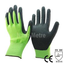NMSAFETY HDPE tricotado trabalhando luvas resistentes ao corte