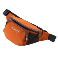 Polyester Waist Bags, Sized in 33 x 11 x 12cm, Waterproof Material