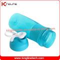 New design 750ml best quality drink shaker bottle (KL-7063)