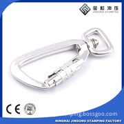 wholesale types of carabiner durable clothes hanger carabiner