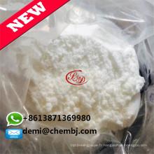 Methyltestosteron CAS 58-18-4 de stéroïde anabolisant oral d'approvisionnement pour l'anti oestrogène