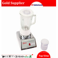 Geuwa Smoothies Manual Dry Food Blender with Glass Jar Kd316